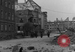 Image of street fighting Koblenz Germany, 1945, second 12 stock footage video 65675056148