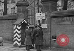 Image of war crime trials Nuremberg Germany, 1945, second 10 stock footage video 65675056154
