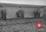 Image of German spies apprehended in US uniforms are executed by firing squad Bruchsal Germany, 1945, second 6 stock footage video 65675056155