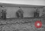 Image of German spies apprehended in US uniforms are executed by firing squad Bruchsal Germany, 1945, second 7 stock footage video 65675056155