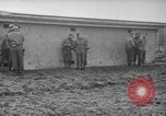 Image of German spies apprehended in US uniforms are executed by firing squad Bruchsal Germany, 1945, second 8 stock footage video 65675056155