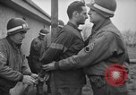 Image of German spies apprehended in US uniforms are executed by firing squad Bruchsal Germany, 1945, second 12 stock footage video 65675056155