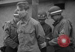 Image of German spies apprehended in US uniforms are executed by firing squad Bruchsal Germany, 1945, second 16 stock footage video 65675056155