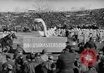 Image of rodeo show Tokyo Japan, 1945, second 5 stock footage video 65675056158