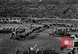 Image of rodeo show Tokyo Japan, 1945, second 8 stock footage video 65675056158