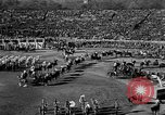 Image of rodeo show Tokyo Japan, 1945, second 9 stock footage video 65675056158