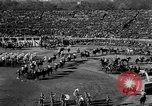 Image of rodeo show Tokyo Japan, 1945, second 10 stock footage video 65675056158