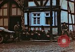 Image of liberated French prisoners Germany, 1945, second 7 stock footage video 65675056159