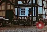 Image of liberated French prisoners Germany, 1945, second 10 stock footage video 65675056159