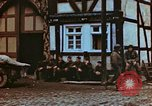 Image of liberated French prisoners Germany, 1945, second 11 stock footage video 65675056159