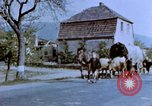 Image of German civilians Trier Germany, 1945, second 2 stock footage video 65675056161