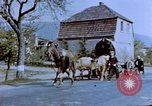 Image of German civilians Trier Germany, 1945, second 4 stock footage video 65675056161