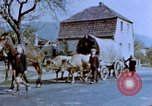 Image of German civilians Trier Germany, 1945, second 6 stock footage video 65675056161
