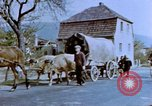 Image of German civilians Trier Germany, 1945, second 7 stock footage video 65675056161