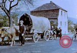 Image of German civilians Trier Germany, 1945, second 9 stock footage video 65675056161