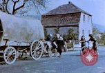 Image of German civilians Trier Germany, 1945, second 12 stock footage video 65675056161