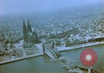 Image of bomb damage Cologne Germany, 1945, second 7 stock footage video 65675056165