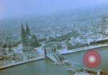 Image of bomb damage Cologne Germany, 1945, second 8 stock footage video 65675056165