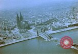Image of bomb damage Cologne Germany, 1945, second 10 stock footage video 65675056165