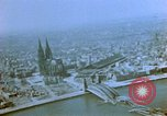 Image of bomb damage Cologne Germany, 1945, second 11 stock footage video 65675056165