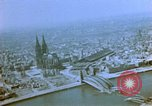Image of bomb damage Cologne Germany, 1945, second 12 stock footage video 65675056165