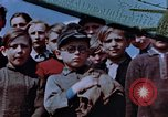 Image of German children Germany, 1945, second 1 stock footage video 65675056172