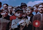Image of German children Germany, 1945, second 2 stock footage video 65675056172