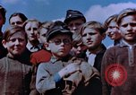 Image of German children Germany, 1945, second 3 stock footage video 65675056172