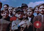 Image of German children Germany, 1945, second 4 stock footage video 65675056172