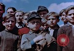 Image of German children Germany, 1945, second 7 stock footage video 65675056172
