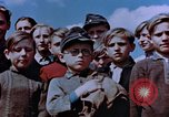 Image of German children Germany, 1945, second 8 stock footage video 65675056172