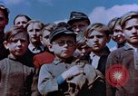 Image of German children Germany, 1945, second 9 stock footage video 65675056172