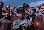 Image of German children Germany, 1945, second 10 stock footage video 65675056172
