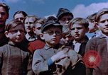 Image of German children Germany, 1945, second 11 stock footage video 65675056172