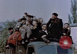 Image of Russian Displaced Persons Germany, 1945, second 4 stock footage video 65675056174