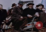Image of Russian Displaced Persons Germany, 1945, second 9 stock footage video 65675056174
