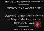 Image of Harry Arista Mackey Quaker City Pennsylvania USA, 1930, second 3 stock footage video 65675056179