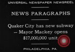 Image of Harry Arista Mackey Quaker City Pennsylvania USA, 1930, second 8 stock footage video 65675056179