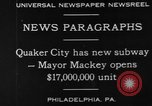 Image of Harry Arista Mackey Quaker City Pennsylvania USA, 1930, second 10 stock footage video 65675056179