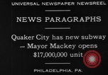 Image of Harry Arista Mackey Quaker City Pennsylvania USA, 1930, second 11 stock footage video 65675056179