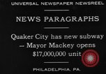 Image of Harry Arista Mackey Quaker City Pennsylvania USA, 1930, second 12 stock footage video 65675056179