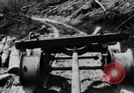Image of wooden track Aberdeen Washington, 1930, second 19 stock footage video 65675056181