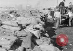 Image of Canadian rum cargo destroyed in prohibition San Francisco California USA, 1930, second 11 stock footage video 65675056183