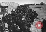 Image of Italian prisoners Sidi Barrani Egypt, 1941, second 5 stock footage video 65675056187