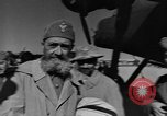 Image of Captured Axis Generals Sidi Barrani Egypt, 1941, second 11 stock footage video 65675056188