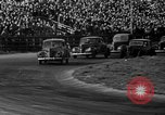 Image of 100 mile auto race Los Angeles California USA, 1941, second 12 stock footage video 65675056194