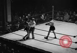 Image of Golden Gloves Mineola New York USA, 1941, second 10 stock footage video 65675056195