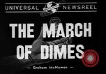 Image of March of Dimes United States USA, 1941, second 3 stock footage video 65675056196