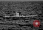 Image of bathyscaphe Trieste Pacific Ocean, 1960, second 8 stock footage video 65675056200