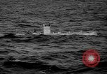 Image of bathyscaphe Trieste Pacific Ocean, 1960, second 9 stock footage video 65675056200
